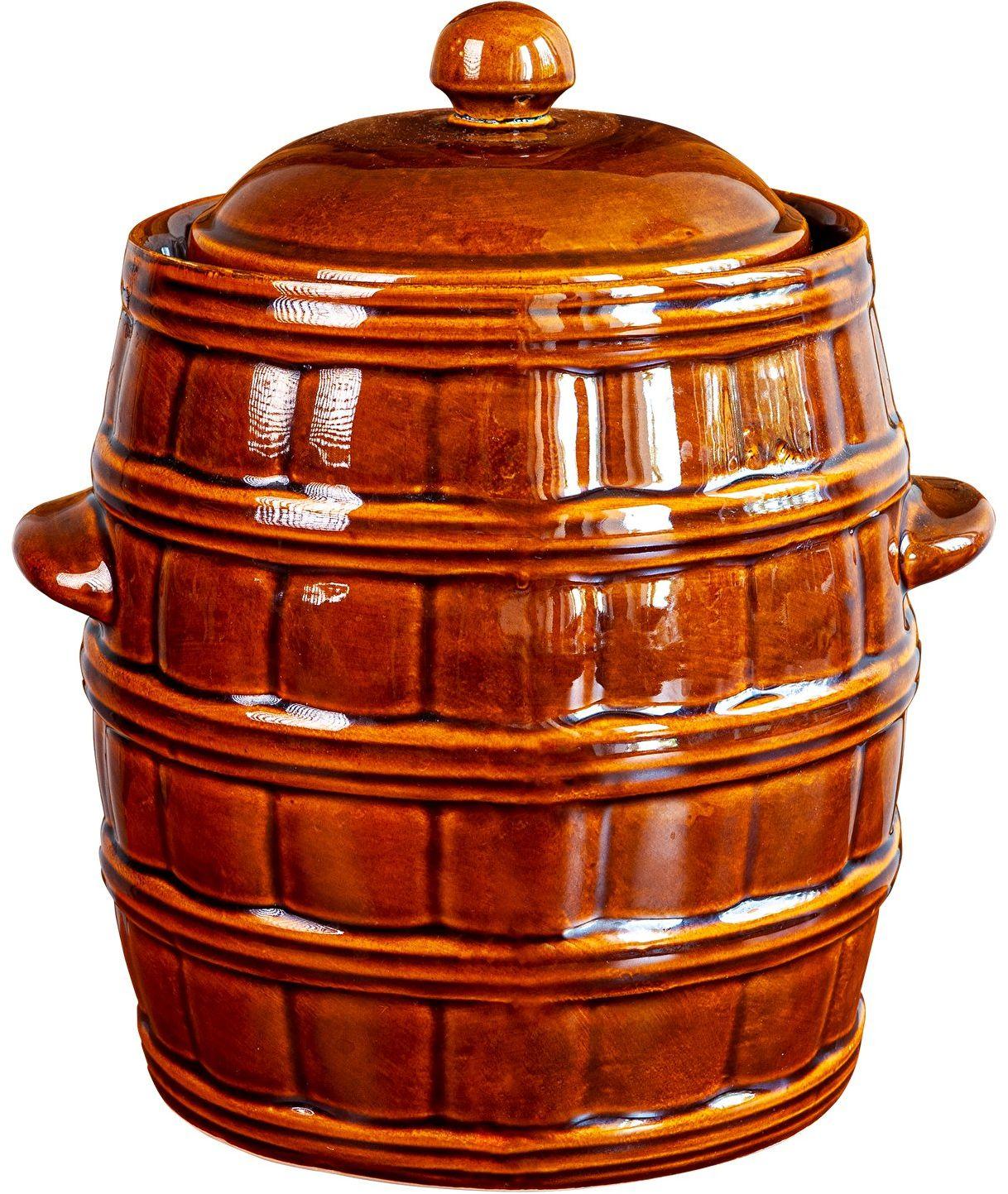 Kamionka - beczka z uszczelką wodną, 12 L
