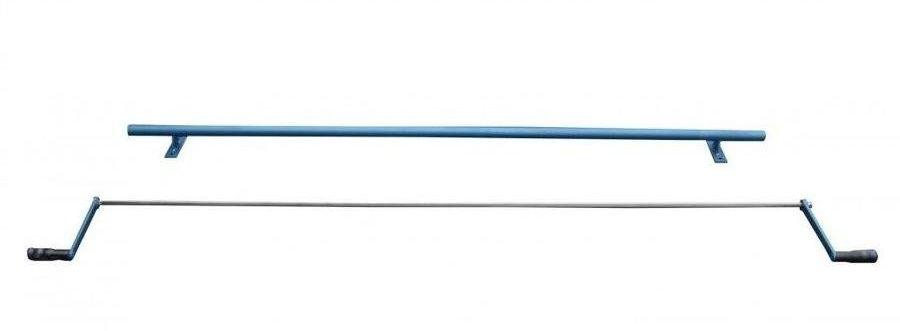 MAAD ZK-2000 ZAWIJARKA ZWIJARKA KRAWĘDZIOWA DO BLACHY WULSZTANGA 2m./0.6mm MAAD ZK-2000
