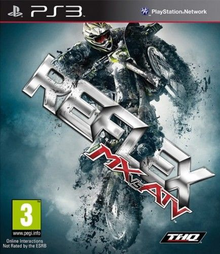 MX vs ATV Reflex PS 3
