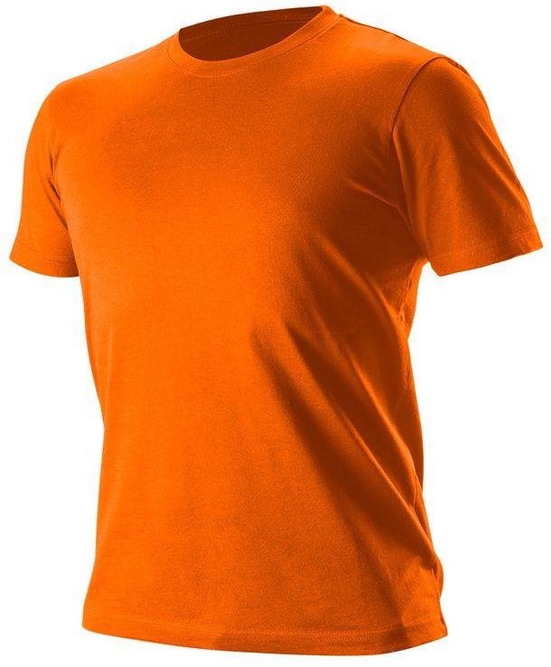 T-shirt, pomarańczowy, rozmiar M, CE 81-611-M