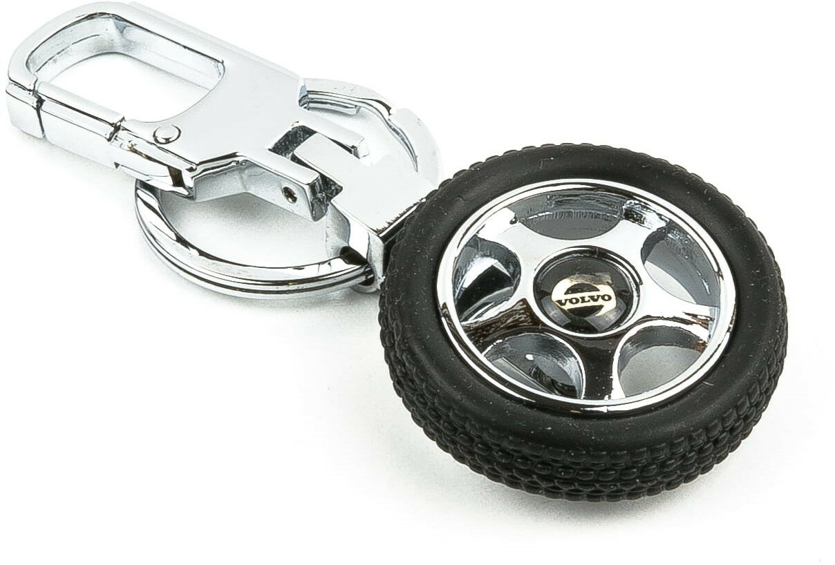 Brelok opona / koło samochodowe - Volvo