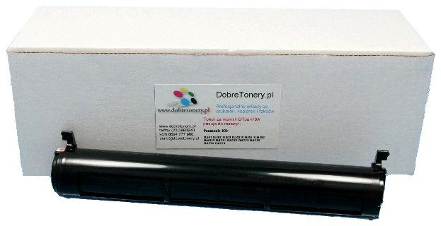Toner zamiennik DT411P do Panasonic KXMB2000 KXMB2010 KXMB2025 KXMB2025PD KXMB2030 KXMB2030PD KXMB2061PD, pasuje zamiast Panasonic KXFAT411E KXFAT411X, 2000 stron