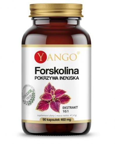 Forskolina - Pokrzywa indyjska - 90 kaps Yango