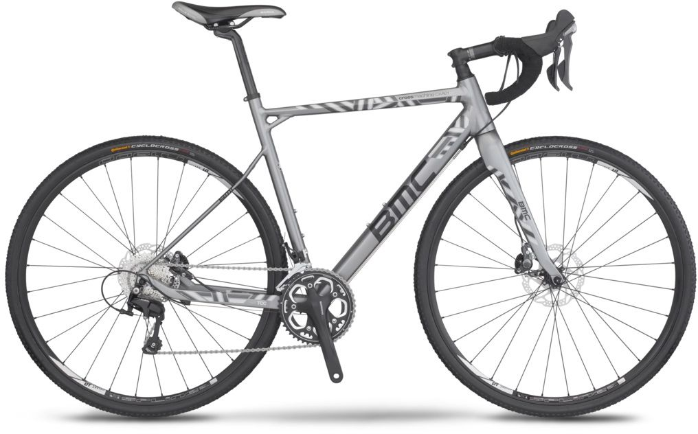BMC Crossmachine CXA01 105 46x36 Shark 56cm / GCPB Tai