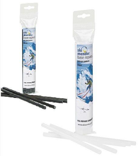 Pałeczki kofiksowe Skimender 11,5 mm - czarne - 10 sztuk