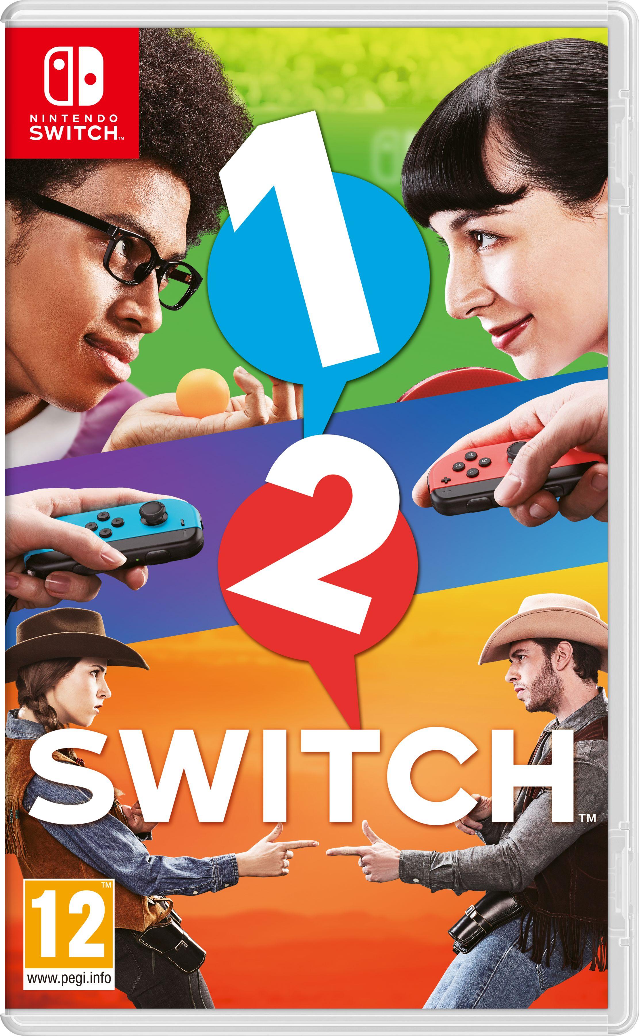Gra 1, 2, Switch (Nintendo SWITCH)