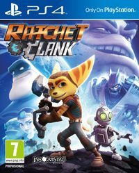 Ratchet & Clank PS 4