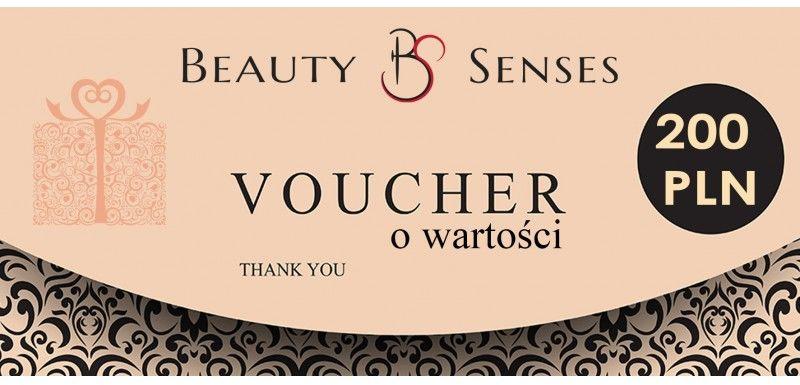 Karta podarunkowa Beauty Senses 200PLN
