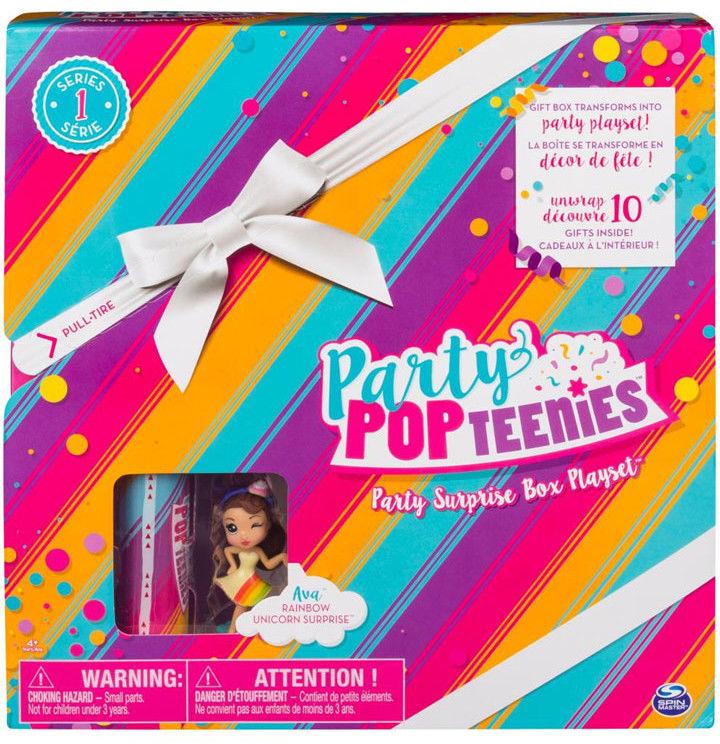 Party Pop Teenies - Zestaw Przyjęcie niespodzianka 20100768