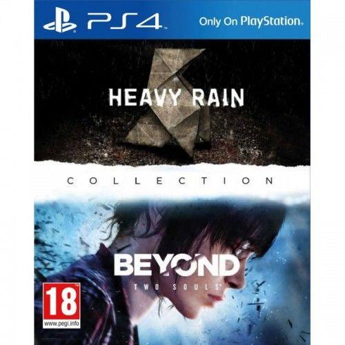 Heavy Rain + Beyond Dwie Dusze PS 4