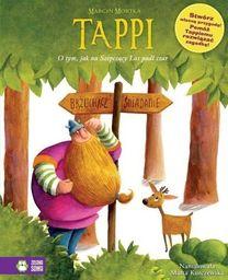 Tappi. O tym jak na szepczący las padł czar - Marcin Mortka