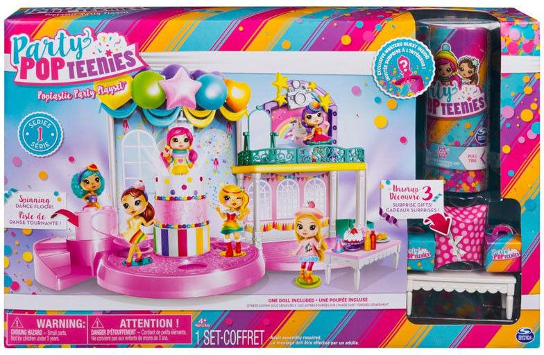 Party Pop Teenies - Zestaw Przyjęcie z salą balową 20100218
