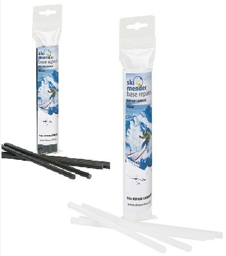 Pałeczki kofiksowe Skimender 11,5 mm - transparent 10 sztuk
