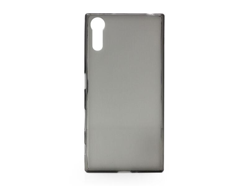 Sony Xperia XZ - etui na telefon FLEXmat Case - czarny