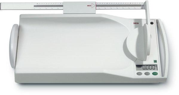 SECA 336 Przenośna waga elektroniczna ze wzrostomiarką