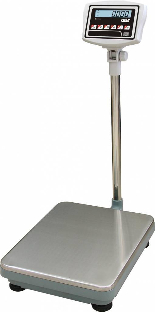 Waga magazynowa dokładność 50g do 150 kg 420x670x(H)830mm
