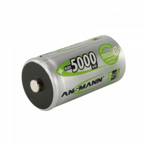 Ansmann Akumulator NiMH Rechargeable battery D / HR20 5000 mAh max 1 pcs.