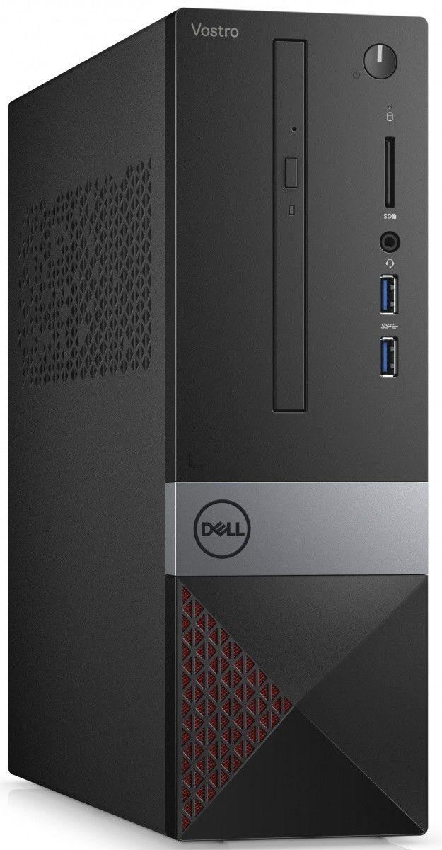 Komputer PC Dell Vostro 3471 SFF i3-9100 4GB 128GB SSD DVDRW Windows10 Pro. 3 lata gwarancji w miejscu użytkowania.