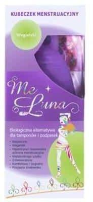 Kubeczek Menstruacyjny Fioletowy Rozmiar M Me Luna