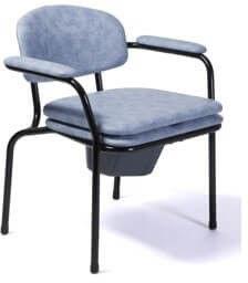 Krzesło sanitarne dla otyłych XXL model 9062 od firmy Vermeiren