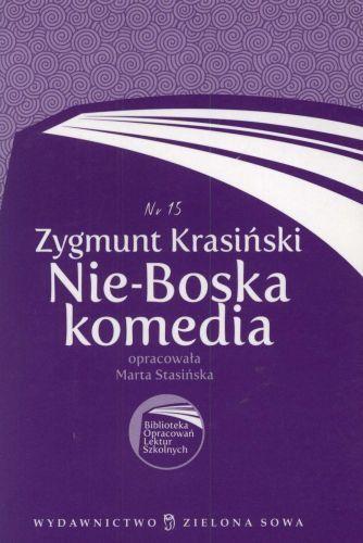 Zygmunt Krasiński. Nie-boska komedia