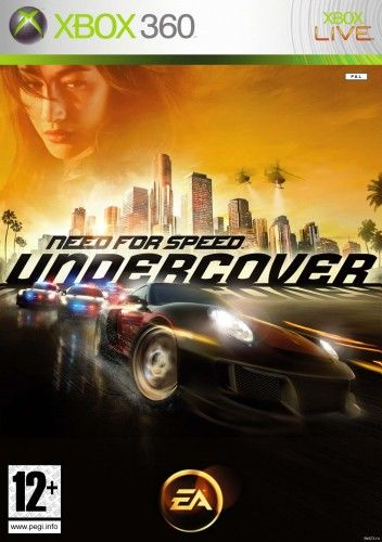 Need for Speed Undercover X360