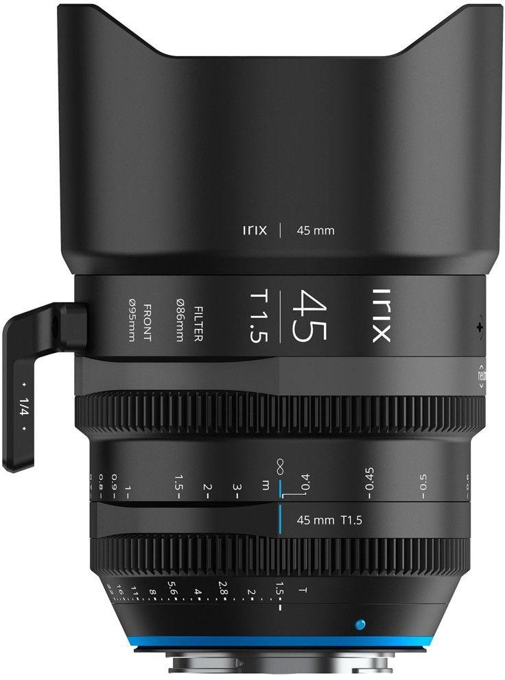 Obiektyw Irix Cine 45mm T1.5 Canon EF