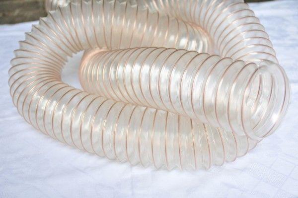 Wąż odciągowy PUR Folia Ultra Lekka fi 60 mm