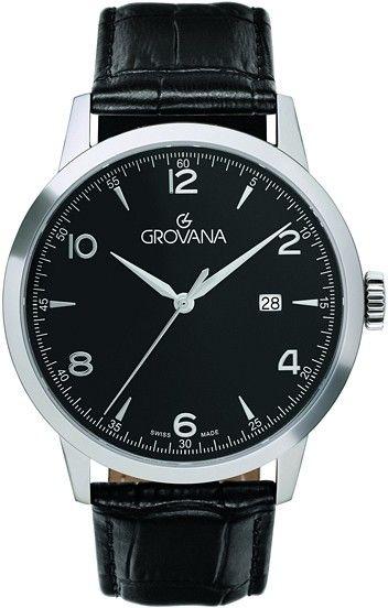 Zegarek Grovana 2100.1537 - CENA DO NEGOCJACJI - DOSTAWA DHL GRATIS, KUPUJ BEZ RYZYKA - 100 dni na zwrot, możliwość wygrawerowania dowolnego tekstu.