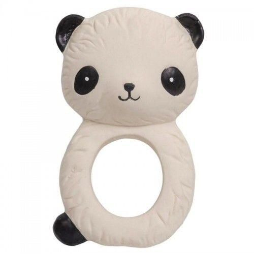 Gryzak z kauczuku Panda A Little Lovely Company