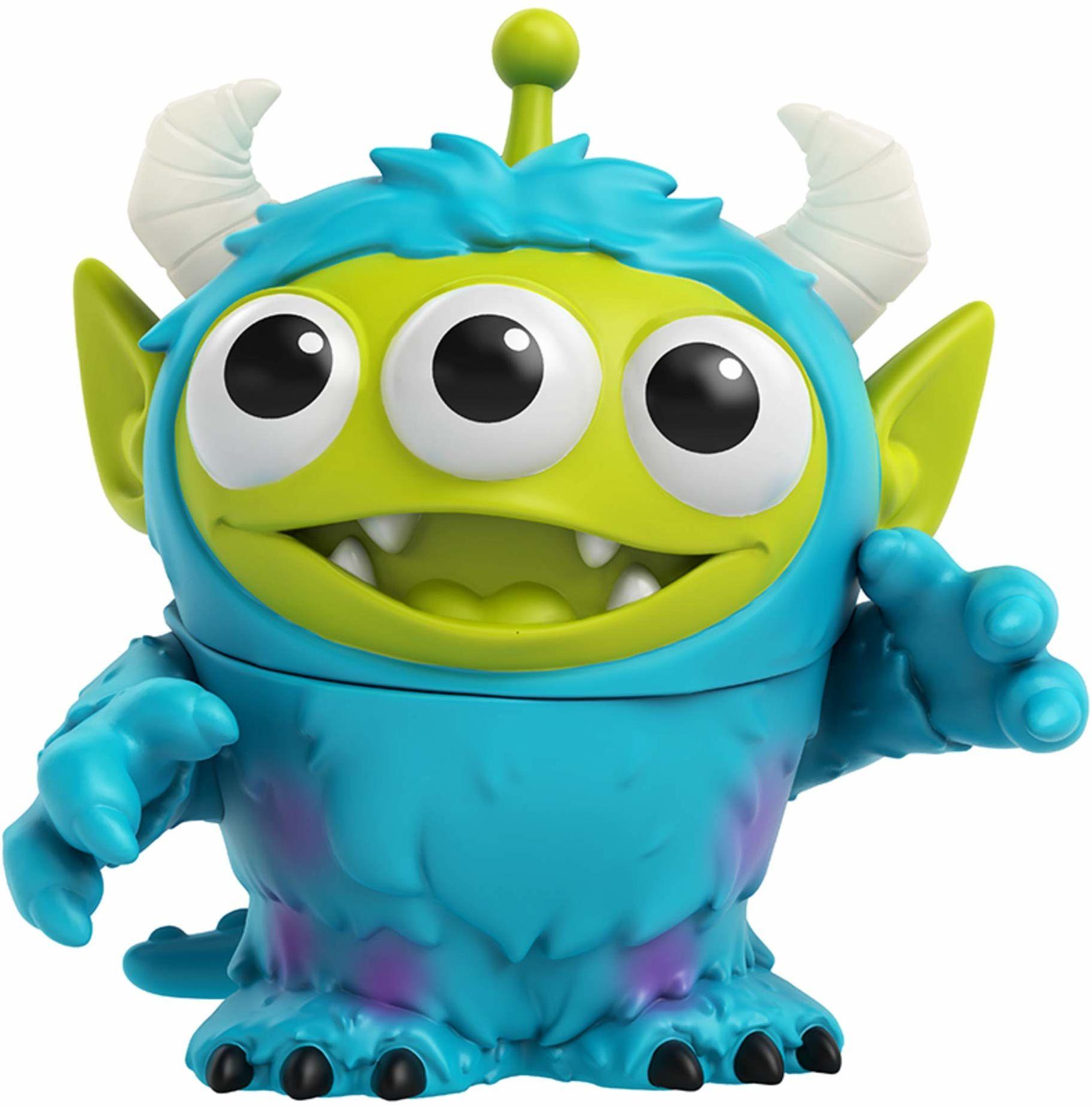 Disney Figurka Pixar Alien Remix Sulley