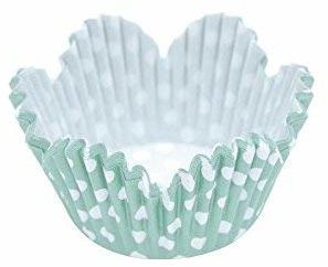 GPANDME Zestaw papierowych kubków na kwiaty, różne kolory, 5 cm