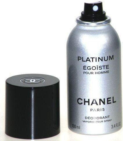 Chanel Égoste Platinum dezodorant w sprayu dla mężczyzn 100 ml
