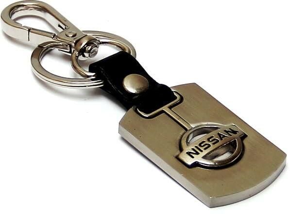 KeyChain Ltd. Brelok ruchome logo - Nissan