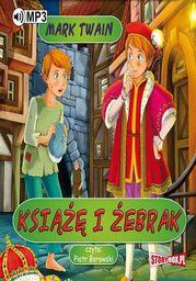 Książe i żebrak - Audiobook.
