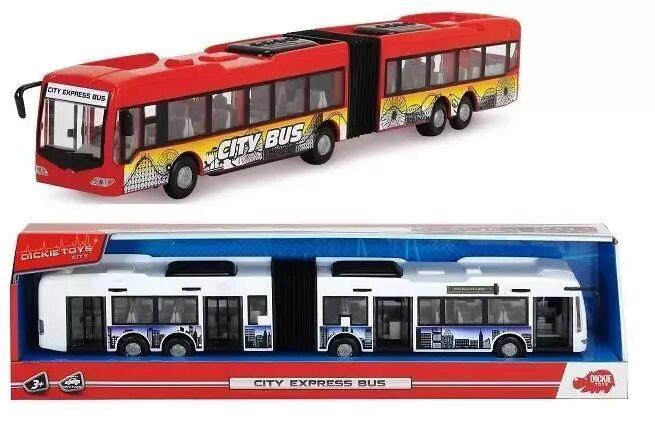 Autobus City Express 46 cm, 2 rodzaje - Dickie Toys