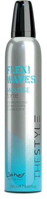 Be Hair Style Flexi Waves pianka definiująca loki 250ml