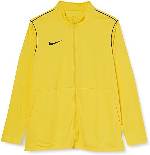 Nike Męska kurtka dresowa Park20 Tour Żółty/Czarny (Czarny) M