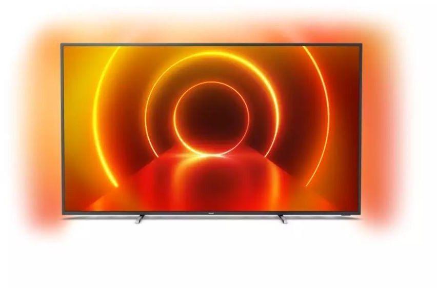 Philips Telewizor 65 cali LED 65PUS7805/12 SMART AMBILIGHT
