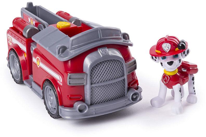 Psi Patrol - Pojazd z figurką Marshall 20101572