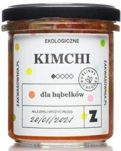 Kimchi dla dzieci 300g 300ml - Zakwasownia