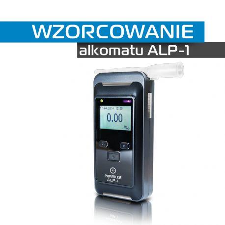 Wzorcowanie Alkomatu PROMILER ALP-1