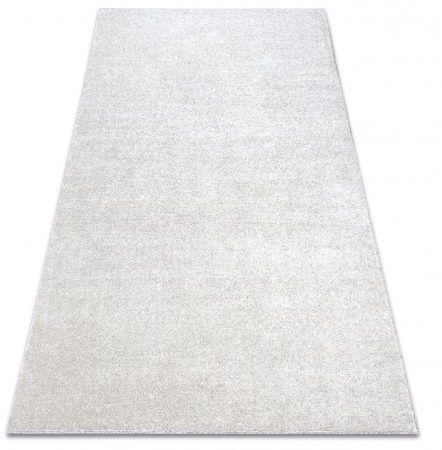 DYWAN - WYKŁADZINA SANTA FE krem 03 gładki, jednolity, jednokolorowy 100x150 cm
