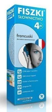 Francuski. Fiszki - Słownictwo 4 w.2013 - praca zbiorowa