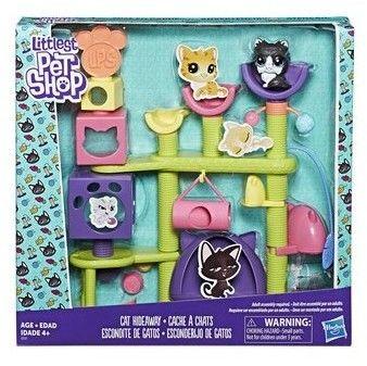 Littlest Pet Shop - Koci Plac zabaw E2127