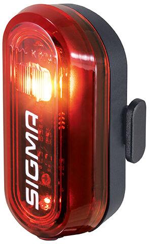 Sigma lampka rowerowa tylna CURVE czarna 15960,4016224159604