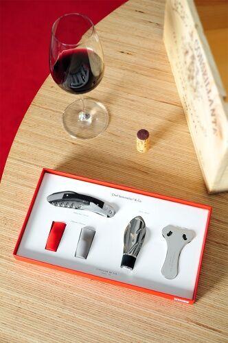Zestaw do wina Chef Sommelier & Co marki LAtelierDuVin