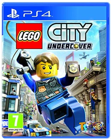LEGO City Undercover PS 4