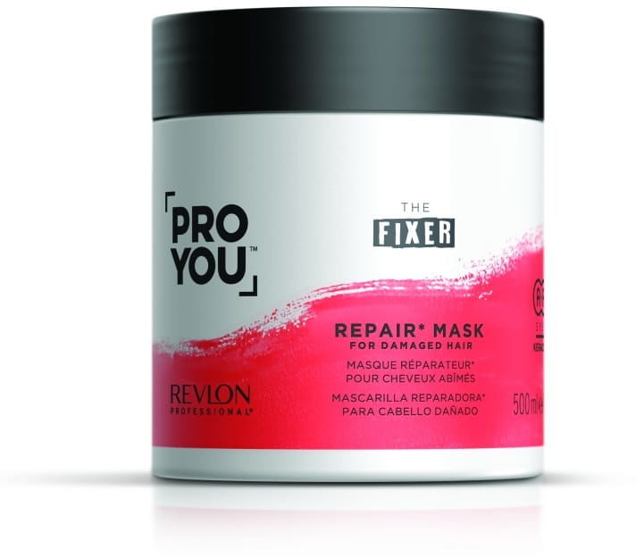 Revlon Pro You FIXER maska regenerująca zniszczone włosy 500ml