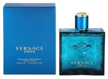 Versace Eros dezodorant w sprayu dla mężczyzn 100 ml